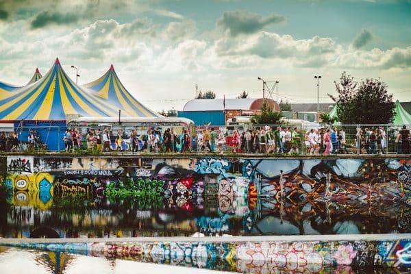 Top 10 festivals