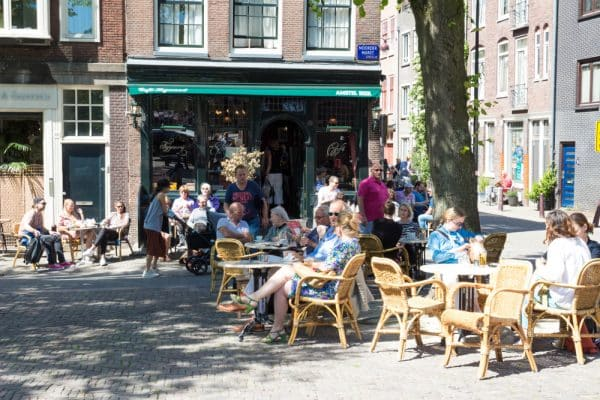 Amsterdam pubs and bars