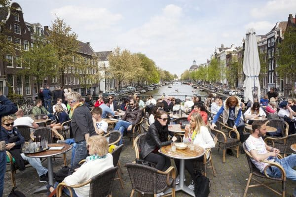 Top places to eat in Amsterdam