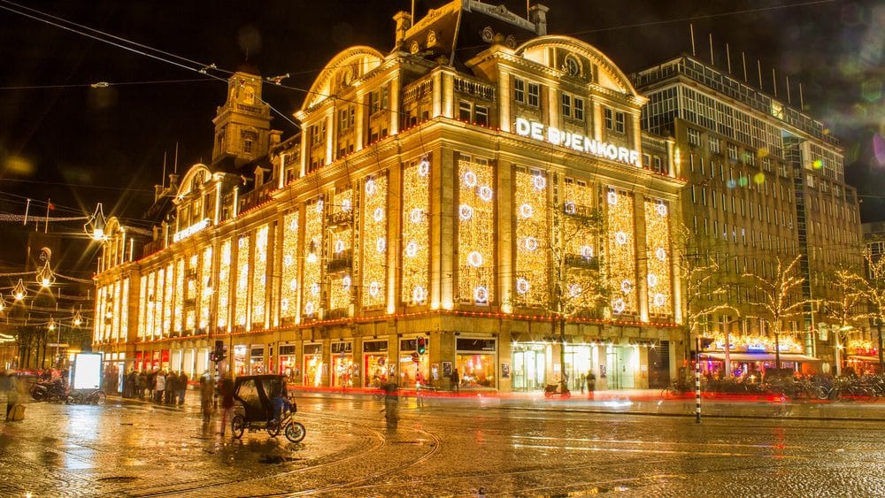 Shopping malls Amsterdam