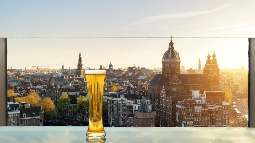 Best Bars an clubs in Amsterdam
