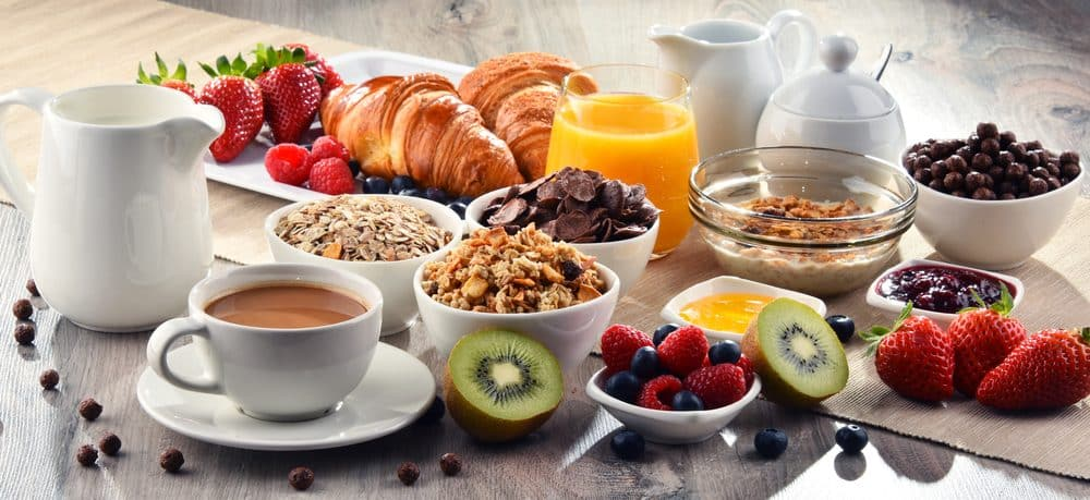 Breakfast places in Amsterdam