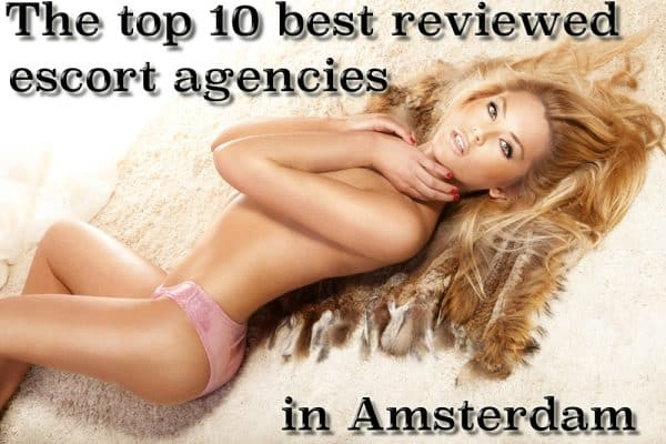 Top 10 best escort service in Amsterdam