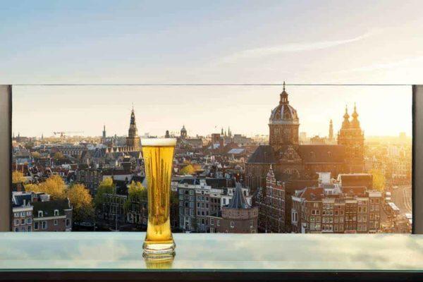 Rooftops & Skybars Amsterdam
