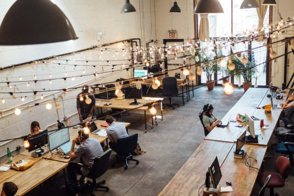 Coworking in Amsterdam