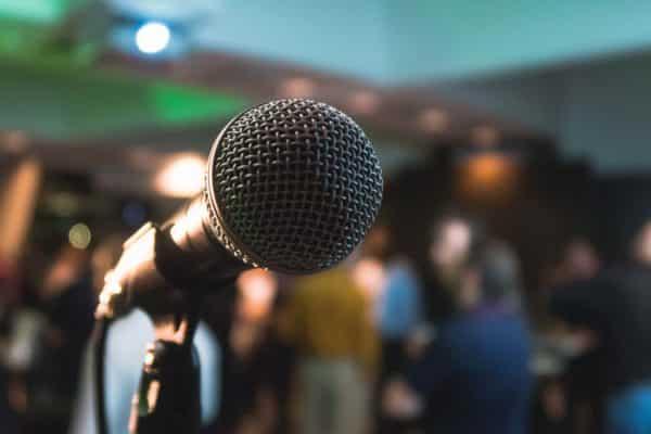 Karaoke in Amsterdam